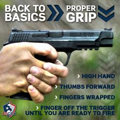 #ConcealedCarry tip of the day - Back to Basics