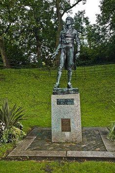 Robert Emmet (4 March 1778 – 20 September 1803) was an Irish nationalist, orator and rebel leader born in Dublin, Ireland