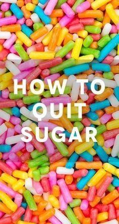 Breaking Your Sugar Addiction – A 4-Week Plan To Stop Sugar Cravings