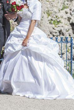 robe mariee voile jupon - robes mariée occasion originales pas cher - Annonces gratuites de robes de mariée pas cher et costumes de mariage ...