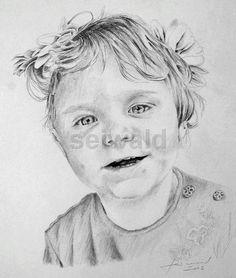 Luis Seiwald - Porträt - Bleistiftzeichnung - 2006
