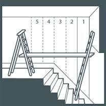 D coration et architecture d 39 int rieur cage d 39 escaliers - Papier peint pour couloir et cage d escalier ...