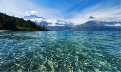 Discover New Zealand Lakes While On Your Camper Van...Visit http://quickboats.com/discover-new-zealand-lakes-while-on-your-camper-van/ #alwayssummer #newzealand #camping #caravanning
