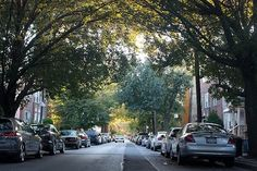 This is such a lovely photo of the Ditmars section of Astoria. #Ditmars #Astoria #Queens