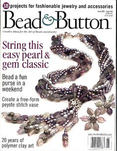 Bead and Button June 2001