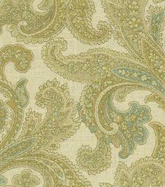 Home Decor Print Fabric-Croscill Andres Dove  #1470681  reg. 49.99  sale $24.99