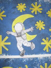 Espace - lesptitsbricoleurss jimdo page! Space Theme, Outer Space, Art Work, Art Projects, Disney Characters, Fictional Characters, School, Universe, Space