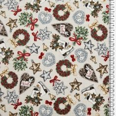 1598 Balmoral Icons - Materiale textile online