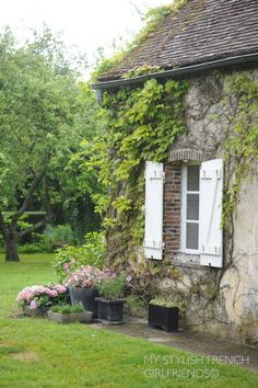 My French Country Home, French Cottage, French Farmhouse, French Country Decorating, Country Life, Cottage Style, Country Homes, Southern Homes, Cottage Living