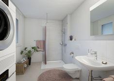 #swissinteractive #3drender #3dinterior #3dvisualisierung #3dbathroom #decor #vray #modeling #visualization #luxurydesign #3dbadezimmer Web Design, Bathroom Interior, Virtual Reality, Full Bath, Architecture, Projects, Design Web, Website Designs, Site Design