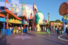 Krusty Land Carousel, Backgrounds, Fair Grounds, Fun, Travel, Viajes, Destinations, Traveling, Carousels