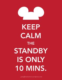 Another Keep Calm poster I made for Disney. Enjoy. #Disney #Red #KeepCalm
