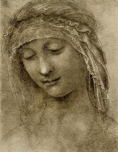Leonardo Da Vinci drawings offer an insight into the mind of the Renaissance genius Renaissance Kunst, Italian Renaissance Art, High Renaissance, Michelangelo, St Anne, Pierre Auguste Renoir, Auguste Rodin, Famous Artists, Madonna