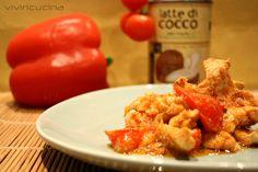 POLLO+PEPERONI+E+LATTE+DI+COCCO
