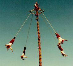 Voladores de Papatlan