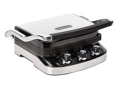 DeLonghi CGH902 Panini Maker Stainless Steel - Zappos.com Free Shipping BOTH Ways