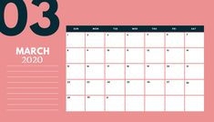 February Calendar 2021 Printable Notes and To Do list in ...