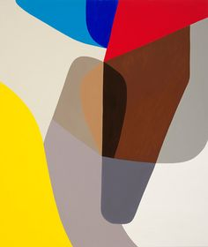 Primary © Stephen Ormandy ~ Stephen Ormandy  Polychromatism at Tim Olsen Gallery Sydney Australia ~ 7 November - 25 November