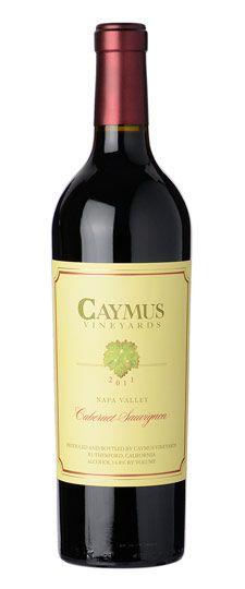 Caymus Cabernet Sauvignon Napa Valley 2011