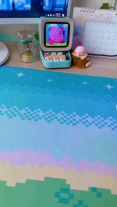 Cute Bedroom Ideas, Room Ideas Bedroom, Kawaii Games, Otaku Room, Cute Animal Drawings Kawaii, Gaming Room Setup, Kawaii Room, Game Room Design, Cute Games