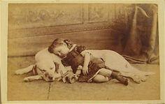 Post-mortem photography: children