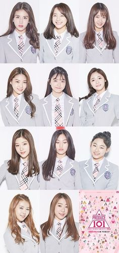 2015 // produce 101 (ioi) - pick me Kpop Girl Groups, Korean Girl Groups, Kpop Girls, Ioi Nayoung, Ioi Members, Kim Chungha, Jeon Somi, K Pop Star, Korean Entertainment