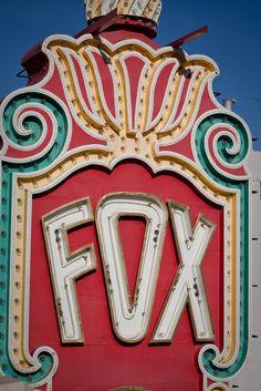 Fox Theater Details \ Nathanael Bennett