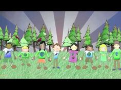 Official Music Video for one of DARIA's Earth Day CD songs: We've Got The Whole World In Our Hands.