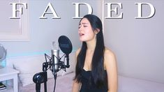 Alan Walker - 'Faded' COVER by YUNI Alan Walker, Music Covers, Guys, Live, Places, Sons, Boys, Lugares