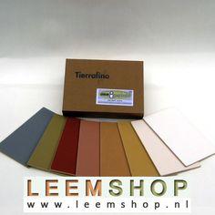 Tierrafino I-Paint Leemverf voor over leemstuc