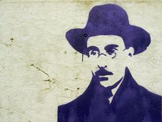 """FERNANDO PESSOA was a poet, philosopher and writer Portuguese. It is considered one of the greatest poets of the Portuguese Language, and Literature Universal, often compared with Luís de Camões. The literary critic Harold Bloom considered her work a """"legacy of the Portuguese language to the world"""""""