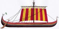 Viking Dragon, Naval History, Byzantine, Middle Ages, Storyboard, Sailing Ships, Vikings, Medieval, Pasta