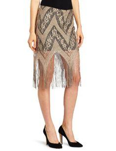 Only Hearts Women's Lady Day Fringe Skirt « Clothing Impulse