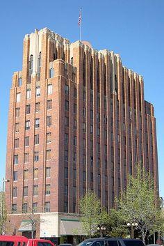 American Art Deco, Yakima | Art Deco Architecture