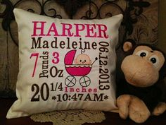 Personalized Burp Cloth Set Of 3 By Debbierofstad On
