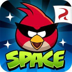 لعبة الطيور الغاضبة Angry Birds Space Premium v2.2.1 معدلة و كاملة للاندرويد