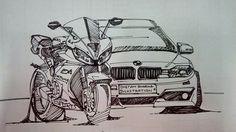 Bmw + Daytona