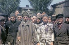 The liberation of Dachau. The first of the thousands of concentration camps that sprang up across Germany after the Nazis  rose to power.
