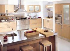 Cocinas Estilo Office