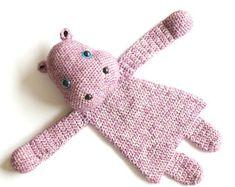 Hippo Ragdoll crochet amigurumi pattern PDF INSTANT DOWNLOAD
