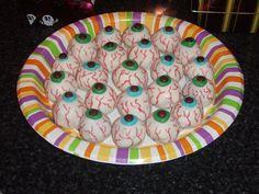 Blood shot Eyes halloween food - Bing Images