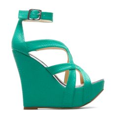 Shanini Platform Wedge Sandals | Shoedazzle.com