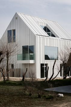 Residence 'Blanco' Oostduinkerke - Projects - B2Ai Human Centered Architecture