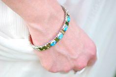 bransoletka-nomination #nomination #bracelet #jewellery #bluestones