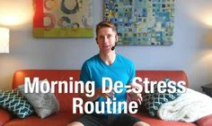 Beat stress and improve your health with this quick and easy morning workout routine!
