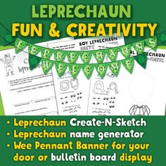 9 Best Leprechaun names! images in 2018   Irish, Leprechaun names, Names