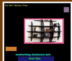 Diy Wall Shelves Plans 071646 - Woodworking Plans and Projects!