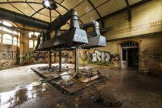 lost places in Beelitz