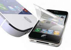 Extra kopás- és karcálló prémium üvegfólia iPhone 5g/5s/5c készülékekhez