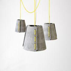Cement Lights by Rainer Mutsch